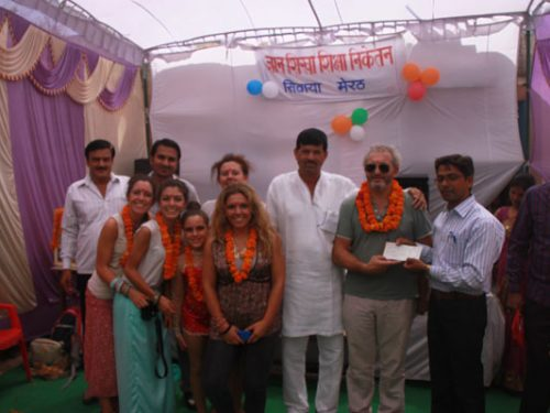 Viaje a la India con el Instituto Materno Infantil